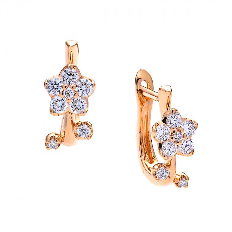 Bague Mignonne - 5 Diamants