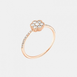 Bague Lily Rose simple