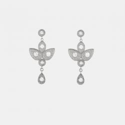 Boucles d'oreilles Fleur...