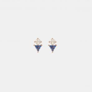 Puces d'oreilles Colors Triangle